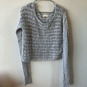 Hollister Hole Sweater